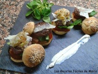 Pan de Hamburguesa con Buey Wagyu