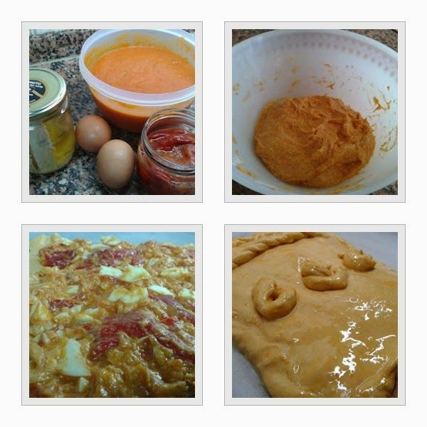Empanada gallega elaboración