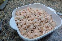 pastel de salmón con pimienta y eneldo paso 1