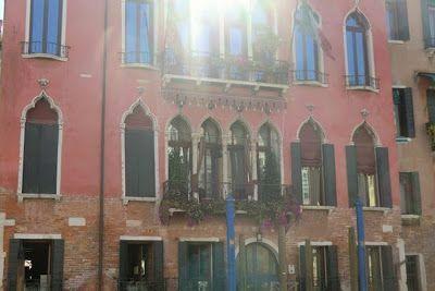Palacios en Venecia