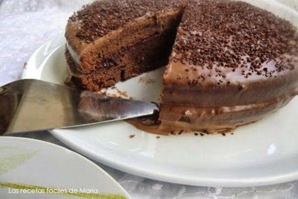 Tarta-de-Chocolate-de-Donna-Hay-presentación