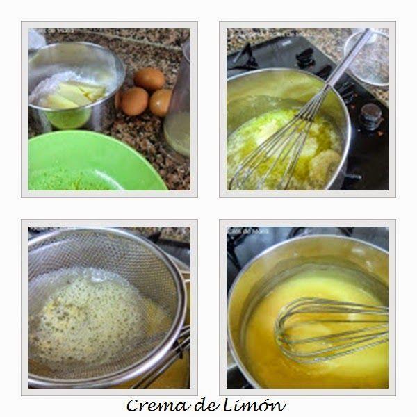 Tarta de Queso y Crema de Limón en Vasitos paso 1