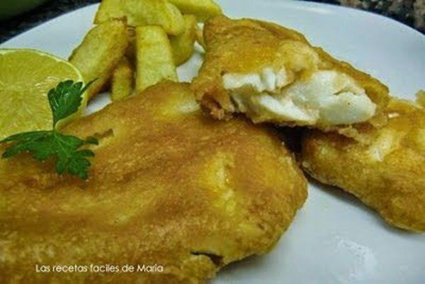 Fish&Chips o Bacalao Fresco Rebozado
