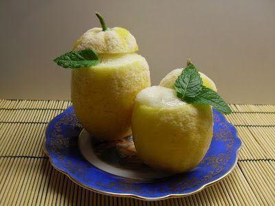limones sin lactosa Paprika en la cocina