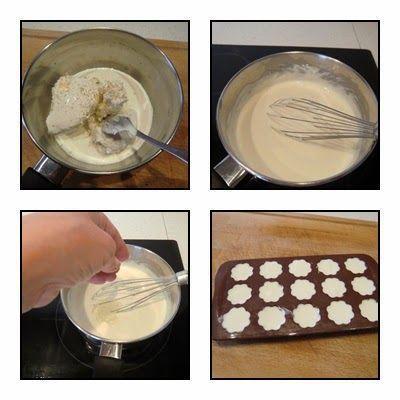 Como hacer bombones de queso paso 2