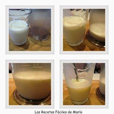 Torta tres leches venezolana paso 3