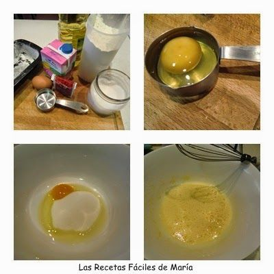 Torta tres leches venezolana paso 1