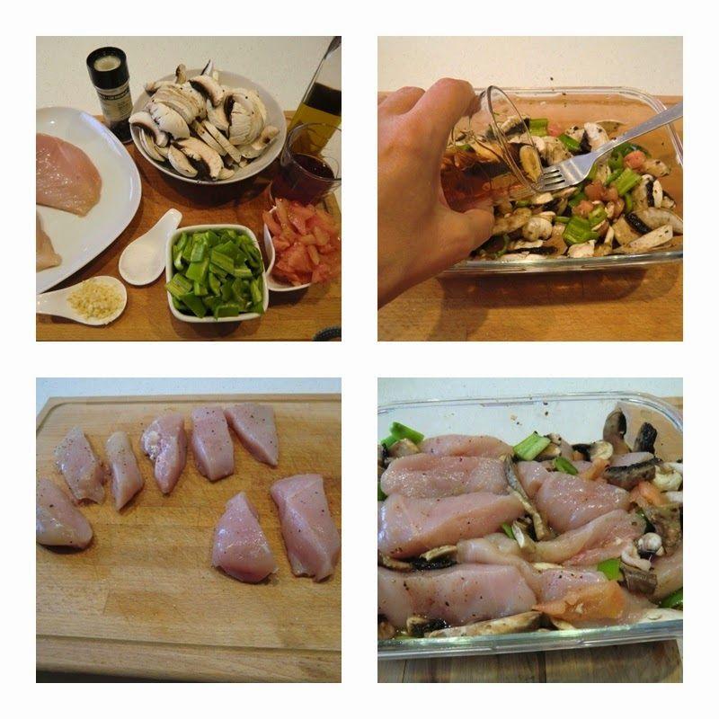 cómo se hacen pechugas de pollo con sésamo