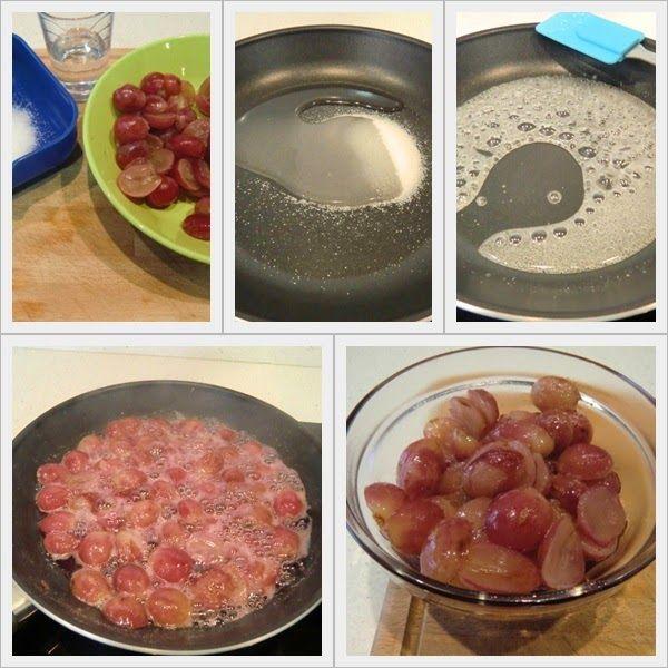 Almíbar de uvas del Vinalopó