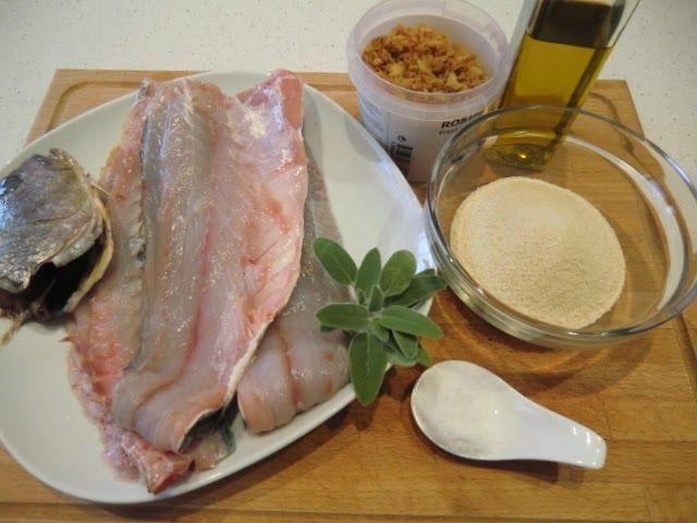 corvina con cebolla crujiente ingredientes