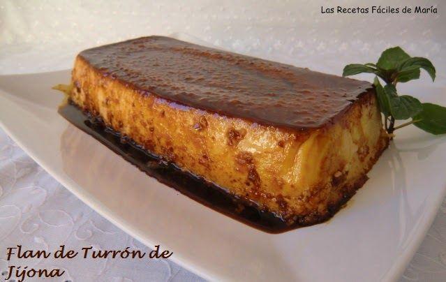 Caramelo Casero para Flan de Turrón de Jijona