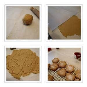 Cómo se hacen mantecados de la Daya 2