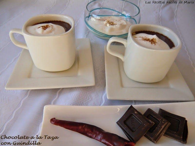 chocolate a taza con guindilla postre de cuchara sin gluten