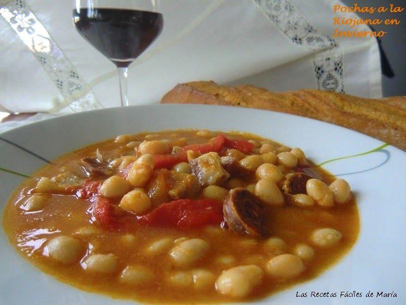 Pochas a La Riojana en Invierno