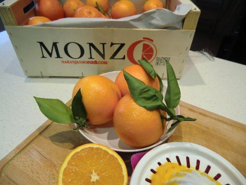 Lomo con Naranja naranjas monzo
