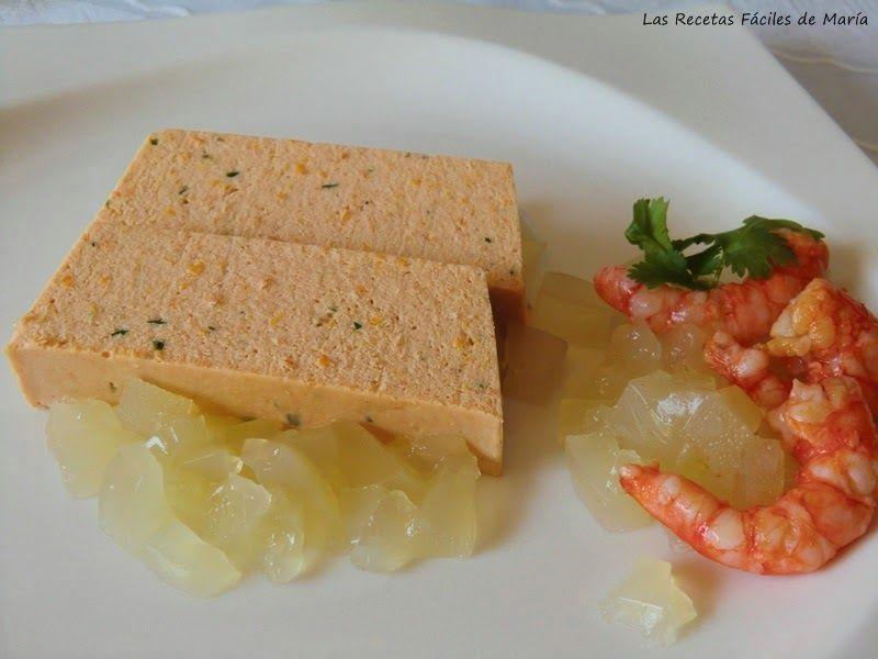 gelatina de vino blanco para pastel de salmón